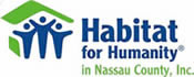 Habitat for Humanity Nassau County Logo